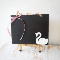 swan theme blackboard