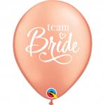 team bride latex