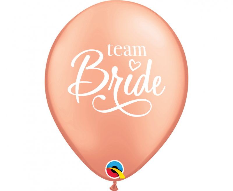 team bride latex